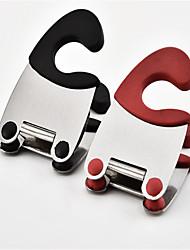 ieftine -Silicon Oțel inoxidabil Tong Bucătărie Gadget creativ -Izolate termic Instrumente pentru ustensile de bucătărie Ustensile Novelty de Bucătărie