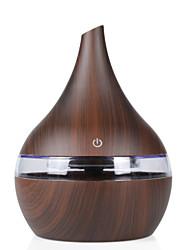 Недорогие -5 В usb ночь свет увлажнитель бытовой мини-увлажнитель древесины очиститель зерна ароматерапия машина