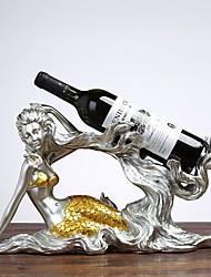 cheap -1pc Resin Wine Rack Wine Racks Normal Convenient Wine Accessories for Barware