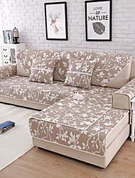 זול -כרית הספה פרחוני / עכשווי מרופד כותנה כיסויים