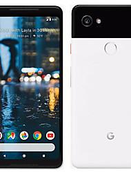 Недорогие -Google Pixel 2 XL 6 дюймовый 64Гб 4G смартфоны - обновленный(Белый / Черный) / 4GB / Qualcomm Snapdragon 835 / 12