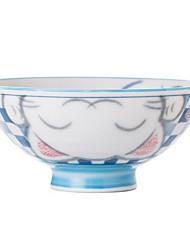 billige -1 stk. Dybe Tallerkener porcelæn Porcelæn Heatproof