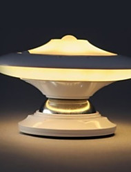 preiswerte -1pc LED-Nachtlicht Warmes Weiß AA-Batterien angetrieben Berührungssensor <=36 V