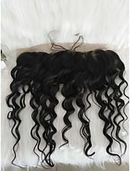 """Χαμηλού Κόστους -Μαλλιά για πλεξούδες Σγουρά Άλλα Φυσικά μαλλιά 1 Τεμάχιο μαλλιά Πλεξούδες Φυσικό 14 inch 14"""" επέκταση / Λατρευτός / Youth Καθημερινά Ρούχα / Διακοπές / Φεστιβάλ Περουβιανή"""