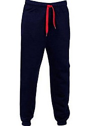 a4edfc46fa4 cheap Under  13.99-Men  039 s Sporty Sweatpants Pants - Solid Colored Dark