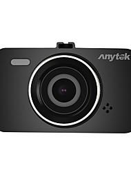 Недорогие -Anytek A78 Новый дизайн / Загрузочная автоматическая запись Автомобильный видеорегистратор 170° Широкий угол 12 MP 3.8 дюймовый TFT / IPS Капюшон с Ночное видение / G-Sensor / Режим парковки