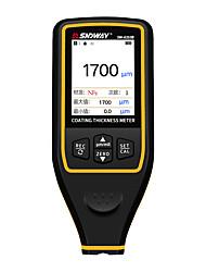 ieftine -sndway digital grosime gabarit instrument de măsurare a lățimii instrument de măsurare grosime vopsea film tester de acoperire sw-6310b