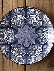 billige -1set Middags Tallerkener porcelæn Porcelæn Heatproof