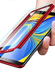 Недорогие -Кейс для Назначение SSamsung Galaxy S9 / S9 Plus / S8 Plus Защита от удара / Ультратонкий / Матовое Чехол Однотонный Твердый ПК
