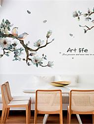 povoljno -novi kineski tinta i ptica dnevni boravak spavaća soba pozadina samoljepljive TV pozadine zidne dekoracije hodnik trijem zidne naljepnice