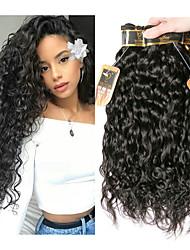 olcso -4 csomópont Brazil haj Hullám 100% Remy hajszövési csomó Az emberi haj sző Bundle Hair Emberi haj tincsek 8-28 hüvelyk Természetes szín Emberi haj sző Puha Újonnan érkező Hot eladó Human Hair