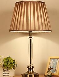 זול -מודרני עכשווי עיצוב חדש מנורת שולחן עבודה עבור חדר שינה / משרד מתכת 220V