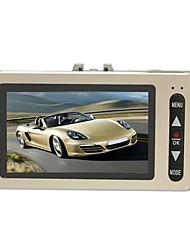 Недорогие -1080p Автомобильный видеорегистратор 170° Широкий угол 2.7 дюймовый LCD Капюшон с Обноружение движения / Запись цикла Автомобильный рекордер