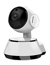 Недорогие -1.0-мегапиксельная 720p мини-беспроводная беспроводная видеонаблюдение ip-камера смартфон удаленный мониторинг беспроводная поддержка 64 ГБ TF