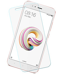 Недорогие -Закаленное стекло протектор экрана передняя царапина / анти-отпечатков пальцев для сяо ми a1 a2 a2lite