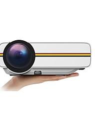 Недорогие -Фабрика oem yg400 ЖК-проектор для домашнего кинотеатра Светодиодный проектор 1000 лм Поддержка 1080p (1920x1080) Экран 50-130 дюймов