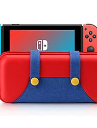Недорогие -игровой автомат сумка жесткий чехол молния переносная сумка переносные сумки для Nintendo Switch