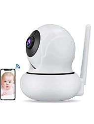 Недорогие -NWR-G20 радионяня Wi-Fi умная камера с движением 3x оптический зум IP-камера беспроводная камера младенца белый 1080p