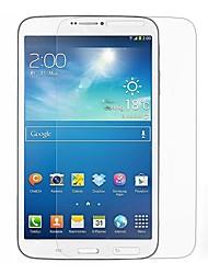 abordables -Protector de pantalla para Samsung Galaxy Tab 3 8.0 Vidrio Templado 1 pieza Protector de Pantalla Frontal Dureza 9H