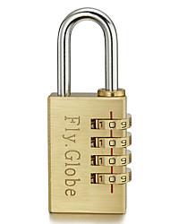 Недорогие -замок для пароля тележка медный замок общежитие тренажерный зал шкафчик дверной замок ящик для инструментов четыре пароль