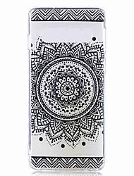 halpa -Etui Käyttötarkoitus Samsung Galaxy Galaxy S10 Plus / Galaxy S10 E Läpinäkyvä / Kuvio Takakuori Kukka Pehmeä TPU varten S9 / S9 Plus / S8 Plus