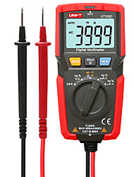 Недорогие -резистор uni-t ut125c карманный цифровой мультиметр / конденсатор / частота / коэффициент заполнения / вкл / выкл / тест диода тест ncv