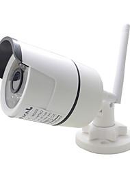 Недорогие -jienuo jn-ip618ar-c-wifi ip-камера wifi двусторонняя передача звука 960p пуля камера видеонаблюдения беспроводная безопасность открытый водонепроницаемый мини-HD наблюдения инфракрасный динамик