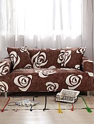 abordables -2019 nouvelle couverture de canapé imprimé floral stretch housse de canapé super doux tissu housse de canapé de haute qualité