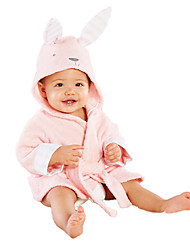 levne -Děti / Toddler Dívčí Jednobarevné Kašmír Noční prádlo Černá