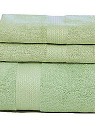 Недорогие -Высшее качество Полотенца для мытья, Однотонный 100%микро волокно 10 pcs