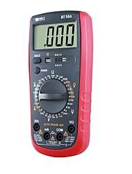 Недорогие -цифровой мультиметр ручной диапазон многофункциональный мультиметр инструменты для ремонта ручки BST-58A