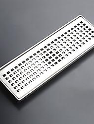 abordables -Accesorio de la grifería - Calidad superior - Moderno Acero inoxidable Drenaje de piso - Terminar - Acero Inoxidable