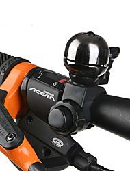 Недорогие -Звонок на велосипед Сигнал для велосипеда Водонепроницаемость Легкость С сигнализацией Громкий длинный четкий чистый звук для Горный велосипед Складной велосипед Велосипеды для активного отдыха