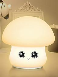 Недорогие -1шт Шары LED Night Light / Детский ночной свет / Книжный свет USB Для детей / Стресс и тревога помощи / Меняет цвета 5 V