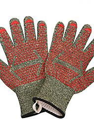 Недорогие -Универсальные Для офиса / Классический С пальцами Перчатки Горошек