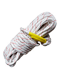 abordables -Cuerdas Belay y Rappel Dispositivos Protección Escalada Cuerda Poliéster / Poliamida Fibra resistente al calor Microfibra de Poliéster 20 m Escalada Ejercicio al Aire Libre Esquí náutico y deportes