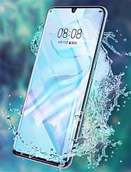 Недорогие -HuaweiScreen ProtectorHuawei P20 HD Защитная пленка на всё устройство 1 ед. TPG Hydrogel