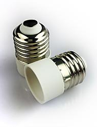 levne -1ks E27 na B14 E14 100-240 V Adaptér Plastický Zásuvka na žárovky
