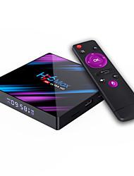 Недорогие -четырехъядерный телевизор высокой четкости H96 Макс K3 RK3318 двойной Wi-Fi с Bluetooth 4 G64G Android 9,0