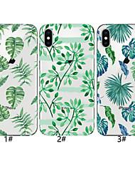 Недорогие -чехол для яблока iphone xr / iphone xs max шаблон задняя крышка дерево мягкое тпу для iphone 6 6 плюс 6s 6s плюс 7 8 7 плюс 8 плюс x xs