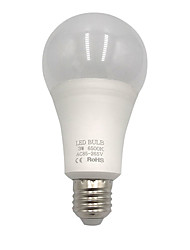 Недорогие -BRELONG® 1шт 3 W Круглые LED лампы 800 lm E26 / E27 3 Светодиодные бусины SMD 2835 Творчество Декоративная Cool 85-265 V