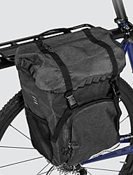 Недорогие -ROSWHEEL 15 L Сумка на багажник велосипеда Большая вместимость Водонепроницаемость Прочный Велосумка/бардачок Ткань 300D полиэстер Велосумка/бардачок Велосумка Велосипедный спорт