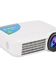 Недорогие -Например, Beaver Led-7018 ЖК-проектор 3000 лм Поддержка Android 4 К 60-200 дюймов