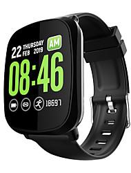 Недорогие -A8 Мужчины Смарт Часы Android iOS Bluetooth Водонепроницаемый Сенсорный экран Пульсомер Измерение кровяного давления Спорт ЭКГ + PPG