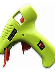 Недорогие -Небольшой ручной 7 мм клей-карандаш 20 Вт горячего расплава новый с переключателем горячего расплава клеевой пистолет UL / CE сертификации