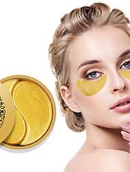 preiswerte -Einfarbig 60 pcs Nass Faltenreduktion / Hautstraffung / Feuchtigkeit Auge / Beauty & Spa / Universell Traditionell / Modisch Sets / Einfach zu tragen / Nicht-allergene Bilden Kosmetikum