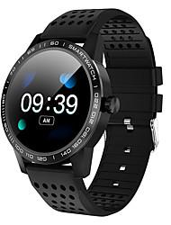 Недорогие -t2a smart watch bt фитнес-трекер с поддержкой уведомлений и пульсометром, совместимыми с мобильными телефонами samsung / sony и iphone