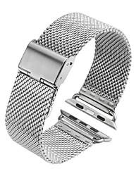 Недорогие -ремешок для часов серии Apple 4/3/2/1 apple современный ремешок из нержавеющей стали с пряжкой