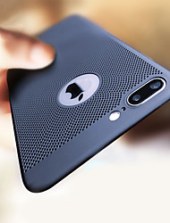 abordables -estuche para apple iphone xs / iphone xs tapa trasera ultrafina, color sólido, pc dura para iphone xr / x / 8 plus / 8/7 plus / 7/6 plus / 6