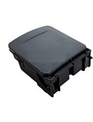 Недорогие -подлокотник центральной консоли автомобиля задний подстаканник коробка для vw jetta golf